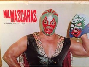 プエブラのマスク