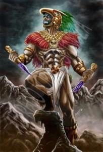 メキシコの戦士